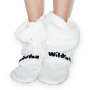 WILDFOX Fox Sox Chenille Socks SO SOFT & HTF!